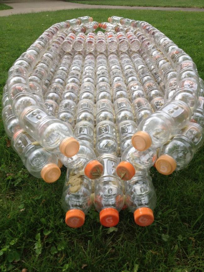 Самоделки из бутылок в домашних условиях